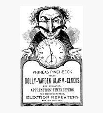Phineas Pinchbeck  Photographic Print