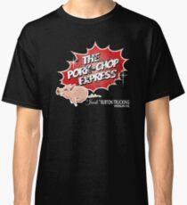Pork Chop Express -  Distressed Classic T-Shirt