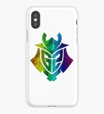 Marble Fade Collections; G2 iPhone Case/Skin
