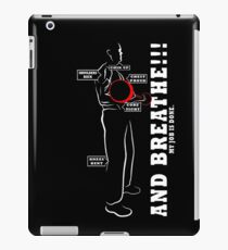 Basic Technique Shirt iPad Case/Skin