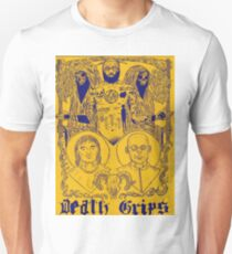 Death Grips, Bottomless Pit. Yellowed T-Shirt
