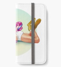 I'm a unicorn, deal with it. iPhone Wallet/Case/Skin