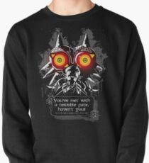 Majoras Mask - Meeting With a Terrible Fate Pullover