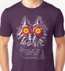 Majoras Mask - Meeting With a Terrible Fate Unisex T-Shirt