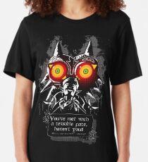 Majoras Maske - Treffen mit einem schrecklichen Schicksal Slim Fit T-Shirt