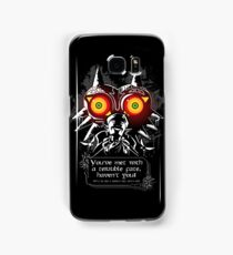 Majoras Mask - Meeting With a Terrible Fate Samsung Galaxy Case/Skin