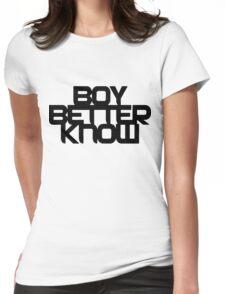 BBK Boy Better Know Womens Fitted T-Shirt