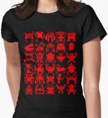 Warp Zone Creatures: Red T-Shirt