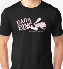 Bada Bing - Standard Logo & Address Unisex T-Shirt