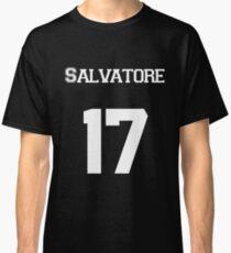 Camiseta clásica Salvatore- Blanco