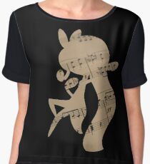 Meloetta used sing Women's Chiffon Top