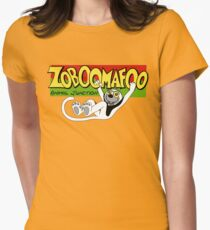 Zoboomafoo Women's Fitted T-Shirt