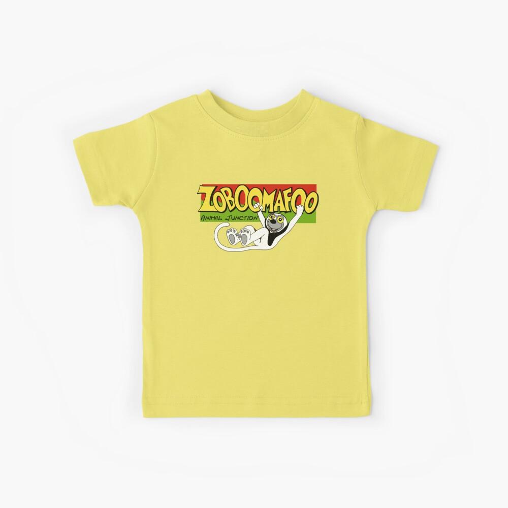 Zoboomafoo Kids T-Shirt