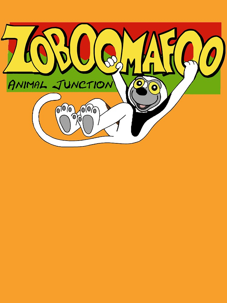 Zoboomafoo by Noveltee-Shirts