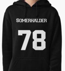 Sudadera con capucha Ian Somerhalder