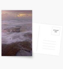 Cable beach rocks Postcards