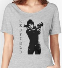 Claire Redfield Resident Evil 2 Women's Relaxed Fit T-Shirt