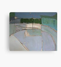 street - spain Canvas Print
