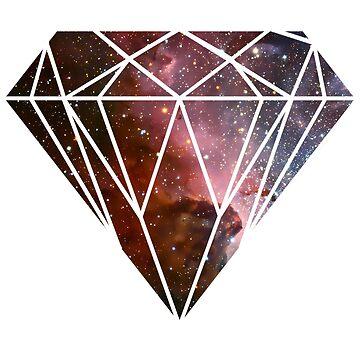 GALAXY DIAMOND by sphyinxx