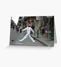 The 15-min Pose... Greeting Card