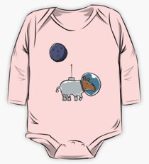 space tapir One Piece - Long Sleeve