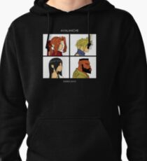 Shinra Days Pullover Hoodie