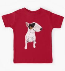 Johnny Cash Bull Terrier  Kids Clothes