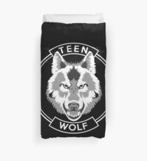 Teen Wolf Duvet Cover