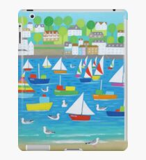 Salcombe Seagulls iPad Case/Skin