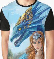 Fantasy Kingdom Graphic T-Shirt