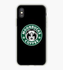 Moonbucks Kaffee iPhone-Hülle & Cover