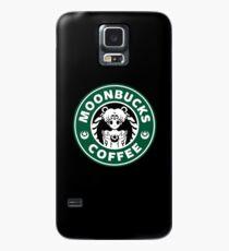Moonbucks Kaffee Hülle & Klebefolie für Samsung Galaxy