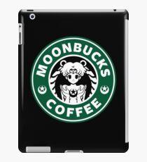 Moonbucks Kaffee iPad-Hülle & Klebefolie