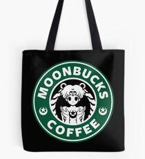 Moonbucks Coffee Tote Bag