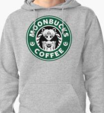 Moonbucks Coffee Pullover Hoodie