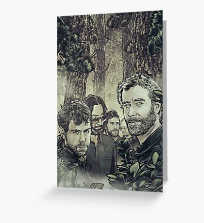 The National - Rolling Stone Greeting Card