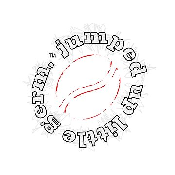 Jumped Up Little Germ Logo by jumpedup