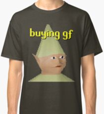 Runescape Gnome Child Classic T-Shirt