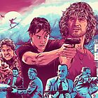 POINT BREAK by James Fosdike