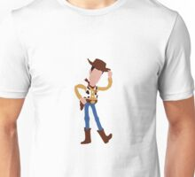 Woody - Toy Story (Light) Unisex T-Shirt