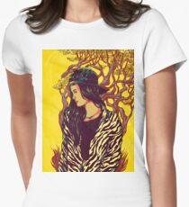 Wild & Wilder Womens Fitted T-Shirt