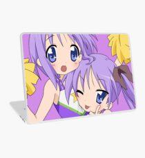 Hiiragi Tsukasa & Hiiragi Kagami (Lucky Star) Laptop Skin