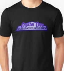 Crystal Cove The Most Hauntedest Place on Earth T-Shirt