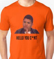 Hello You C*nt | Harvey Price T-Shirt