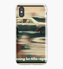 Alfa Romeo Giulia Sprint GTA iPhone Case