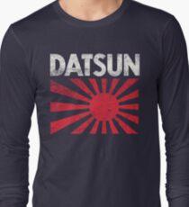 Datsun Rising Sun Long Sleeve T-Shirt