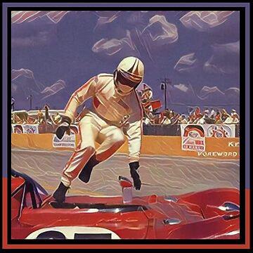 Le Mans Start by BiTurbo228