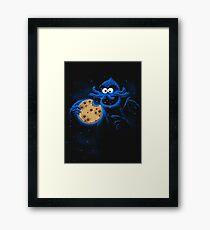 Cookiethulhu Framed Print