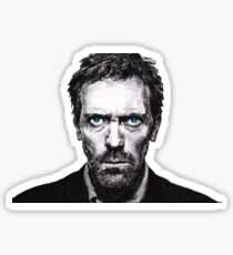 House M.D. - Doctor House Sticker
