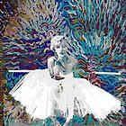 MARILYN IN BLUES by Tammera